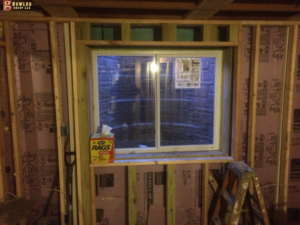 Egress window Milwaukee, WI Contractor