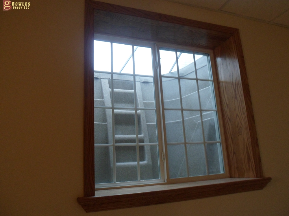 Egress window installation contractor greater milwaukee for Window replacement contractor